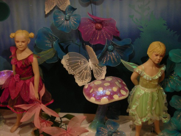 Don't these Fairies look a bit more European than we'd see in the US?