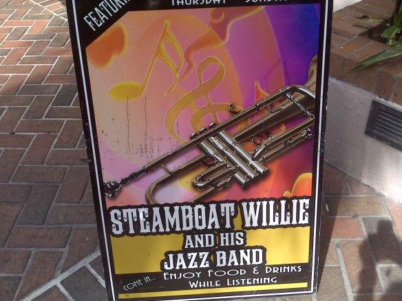 Steamboat Willie and His Jazz Band