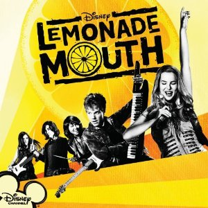 lemonade Mouth CD cover
