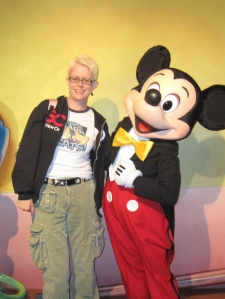Mickey and Jennifer