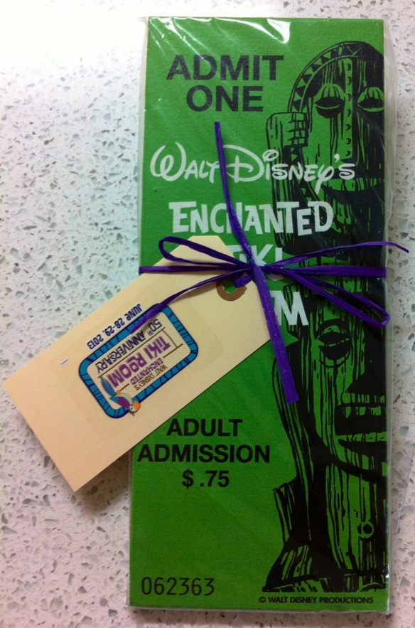 free gift ticket