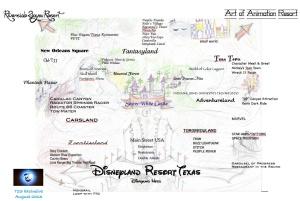 T23 DLT Map